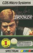 Steve Davis Snooker ZX Spectrum Front Cover