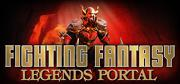 Fighting Fantasy Legends Portal Macintosh Front Cover