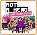 Not a Hero Nintendo Switch Front Cover