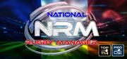 National Rugby Manager Windows Front Cover