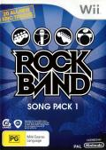 Rock Band: Track Pack - Volume 1 Wii Front Cover
