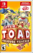 Captain Toad: Treasure Tracker Nintendo Switch Front Cover