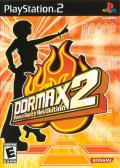 DDRMAX 2: Dance Dance Revolution PlayStation 2 Front Cover