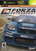 Forza Motorsport Xbox Front Cover