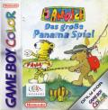 Janosch: Das große Panama Spiel Game Boy Color Front Cover