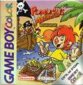 Pumuckls Abenteuer bei den Piraten Game Boy Color Front Cover
