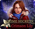 Crime Secrets: Crimson Lily Macintosh Front Cover