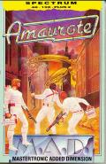 Amaurote ZX Spectrum Front Cover