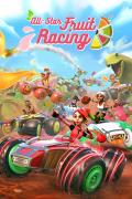 All-Star Fruit Racing Xbox One Front Cover