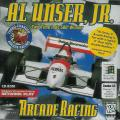 Al Unser, Jr. Arcade Racing Windows Front Cover