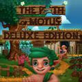 The Path of Motus (Deluxe Edition) PlayStation 4 Front Cover