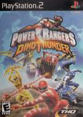 Power Rangers: Dino Thunder PlayStation 2 Front Cover