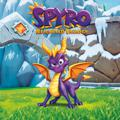 Spyro: Reignited Trilogy PlayStation 4 Front Cover 1st version