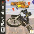 Motocross Mania PlayStation Front Cover