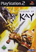 Legend of Kay PlayStation 2 Front Cover