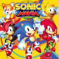 Sonic Mania Plus PlayStation 4 Front Cover