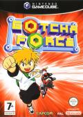 Gotcha Force GameCube Front Cover