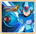 Mega Man X: Legacy Collection Nintendo Switch Front Cover