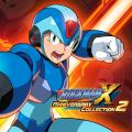 Mega Man X: Legacy Collection 2 PlayStation 4 Front Cover