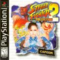 Street Fighter Collection 2 PlayStation Front Cover