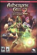 Asheron's Call 2: Legions Windows Front Cover
