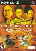 Crouching Tiger Hidden Dragon PlayStation 2 Front Cover