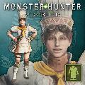 Monster Hunter: World - The Handler's Astera 3 Star Chef Coat PlayStation 4 Front Cover