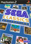 Sega Classics Collection PlayStation 2 Front Cover