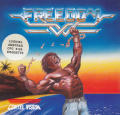 Freedom: Rebels in the Darkness Amstrad CPC Front Cover