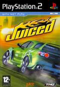 Juiced PlayStation 2 Front Cover