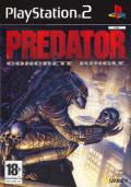 Predator: Concrete Jungle PlayStation 2 Front Cover
