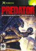 Predator: Concrete Jungle Xbox Front Cover