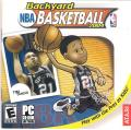 Backyard Basketball 2004 Windows Front Cover