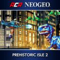 Prehistoric Isle 2 PlayStation 4 Front Cover