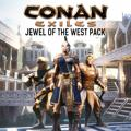 Conan: Exiles - Jewel of the West Pack PlayStation 4 Front Cover