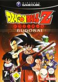 Dragon Ball Z: Budokai GameCube Front Cover