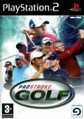 ProStroke Golf: World Tour 2007 PlayStation 2 Front Cover
