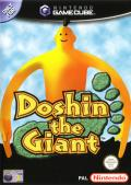 Doshin the Giant GameCube Front Cover
