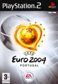 UEFA Euro 2004 Portugal PlayStation 2 Front Cover