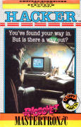 Hacker Amstrad CPC Front Cover