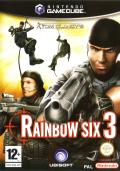 Tom Clancy's Rainbow Six 3 GameCube Front Cover