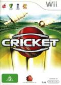 Ashes Cricket 2009 Wii Front Cover