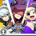 BlazBlue: Cross Tag Battle - DLC Character Pack Vol.6: Nine/Labrys/Mika PlayStation 4 Front Cover