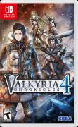 Valkyria Chronicles 4 Nintendo Switch Front Cover