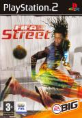 FIFA Street PlayStation 2 Front Cover