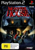 Monster House PlayStation 2 Front Cover