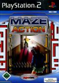 Maze Action PlayStation 2 Front Cover