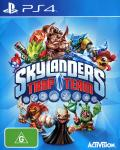 Skylanders: Trap Team PlayStation 4 Front Cover