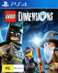 LEGO Dimensions PlayStation 4 Front Cover