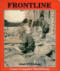 Frontline Atari ST Front Cover